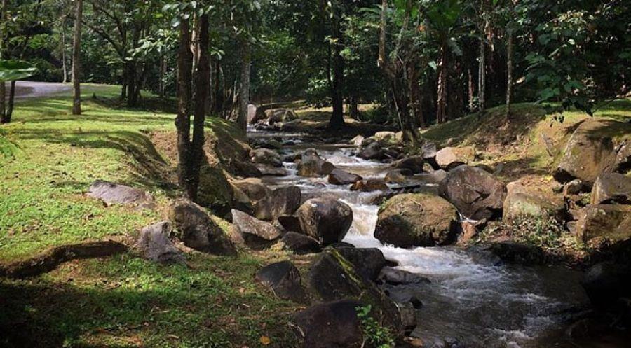 Parque Khun Korn - Río Mae Kon