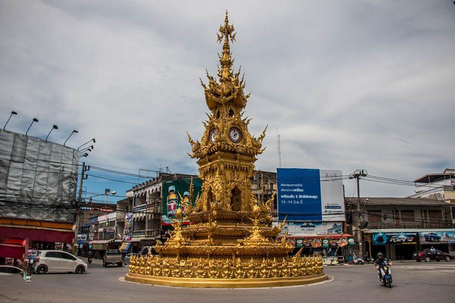 Torre del Reloj - Chiang Rai