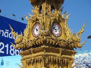 Torre del Reloj de Chiang Rai
