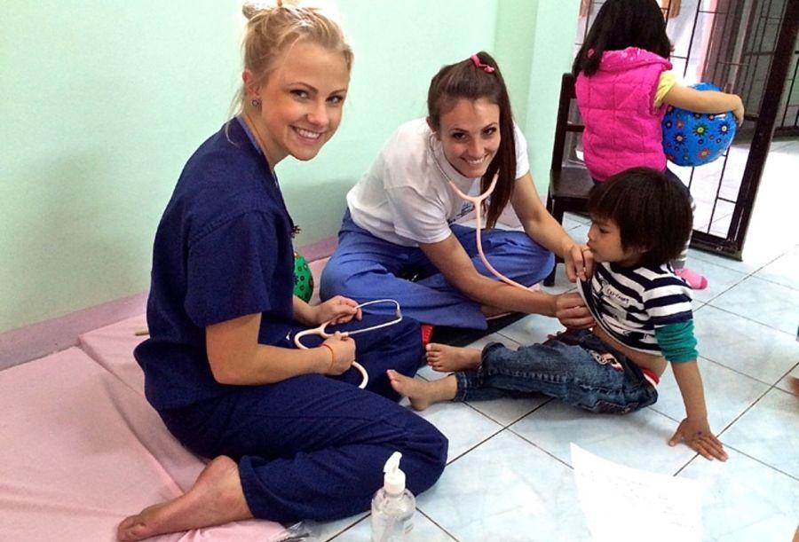 Voluntariado en Tailandia - Cuidados Médicos