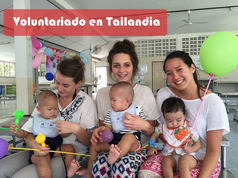 Voluntariado en Tailandia - Orfanato