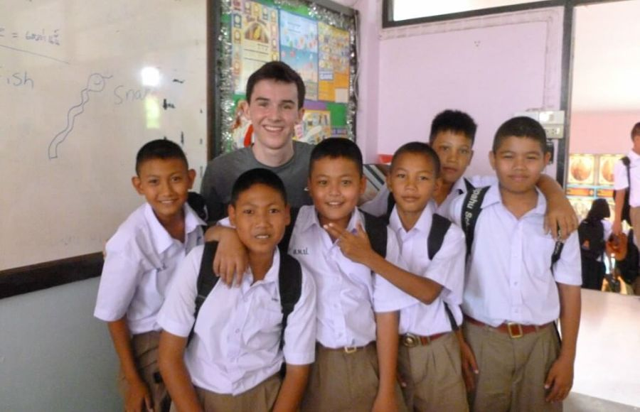Voluntariado en Tailandia - Profesor