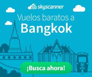 Vuelos Baratos a Bangkok