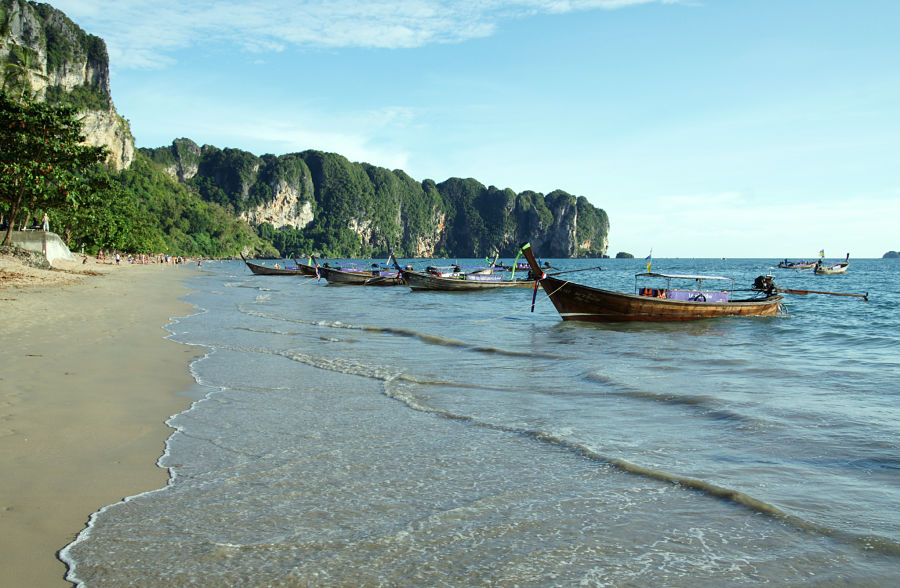 Ao Nang Beach (Krabi) - Playa