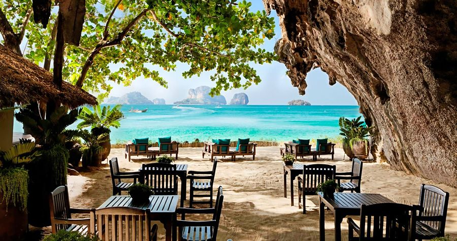 Ao Nang Beach (Krabi) - Restaurante
