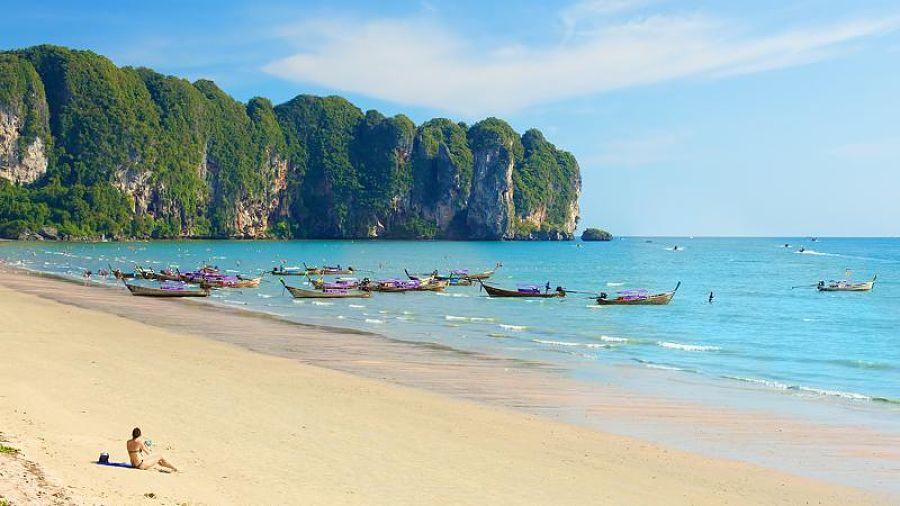 Ao Nang Beach (Krabi) - Vistas