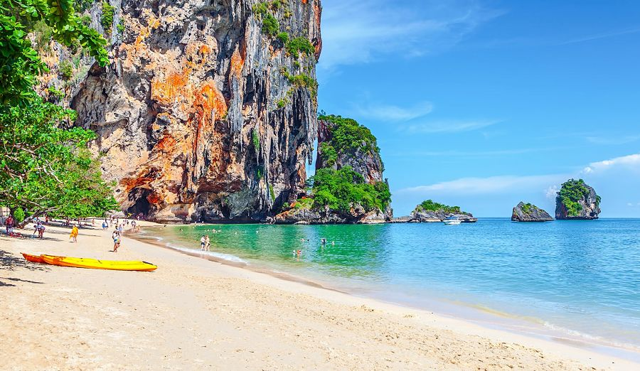 Ao Phra Nang Beach - Playa