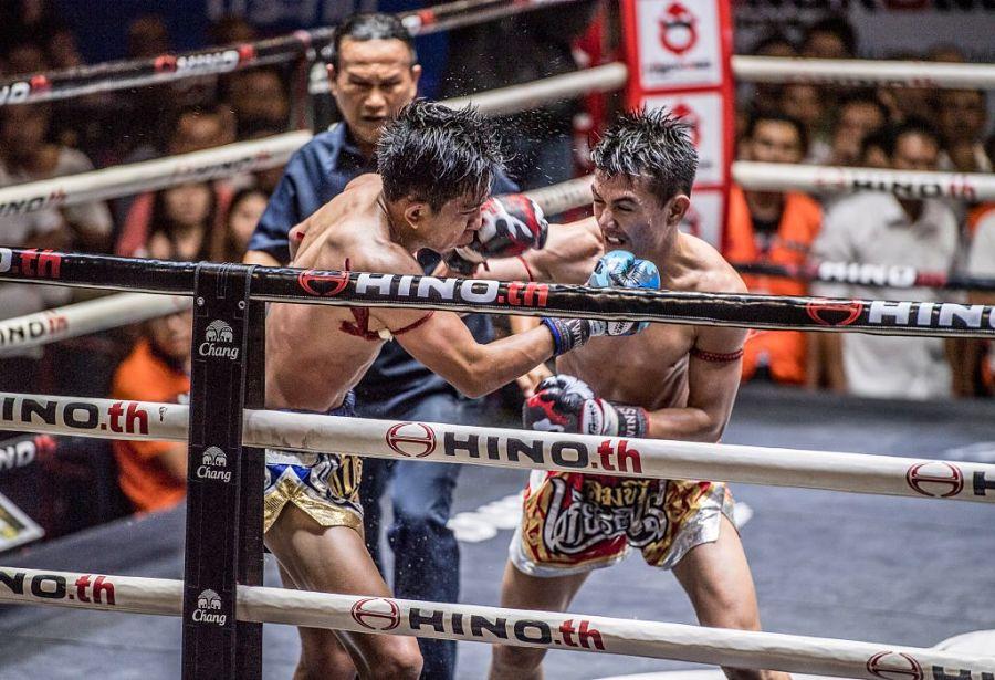 Dónde ver Muay Thai en Bangkok - Lumpinee Boxing Stadium