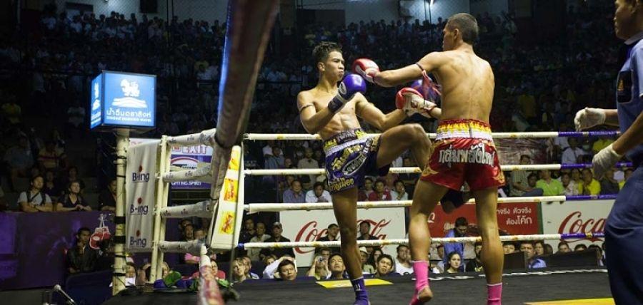 Dónde ver Muay Thai en Bangkok - RatchadamnoenBoxing Stadium