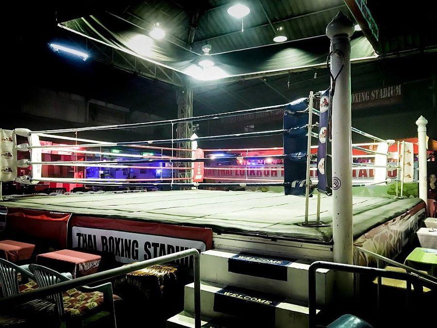 Dónde ver Muay Thai en Chiang Mai - Loi Kroh Boxing Stadium