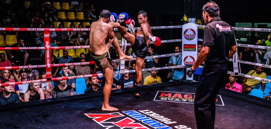 Dónde ver Muay Thai en Phuket - Galaxy Boxing Stadium