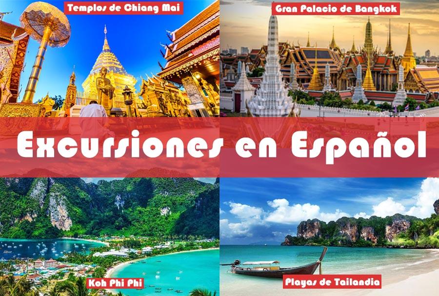 Excursiones en Tailandia en Español