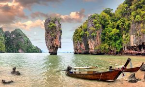 Isla de James Bond - Krabi