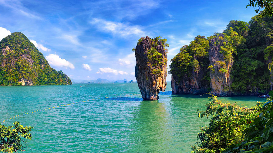 Isla de James Bond - Tailandia