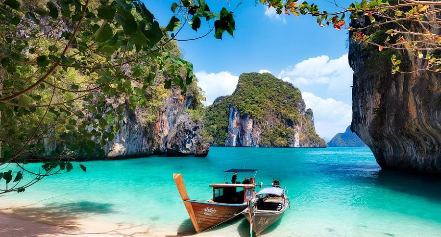 Koh Hong - Koh Lao Ladding