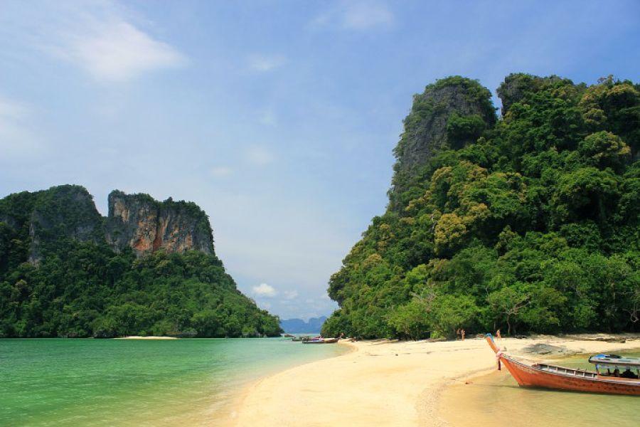 Koh Hong - Koh Phak Bia
