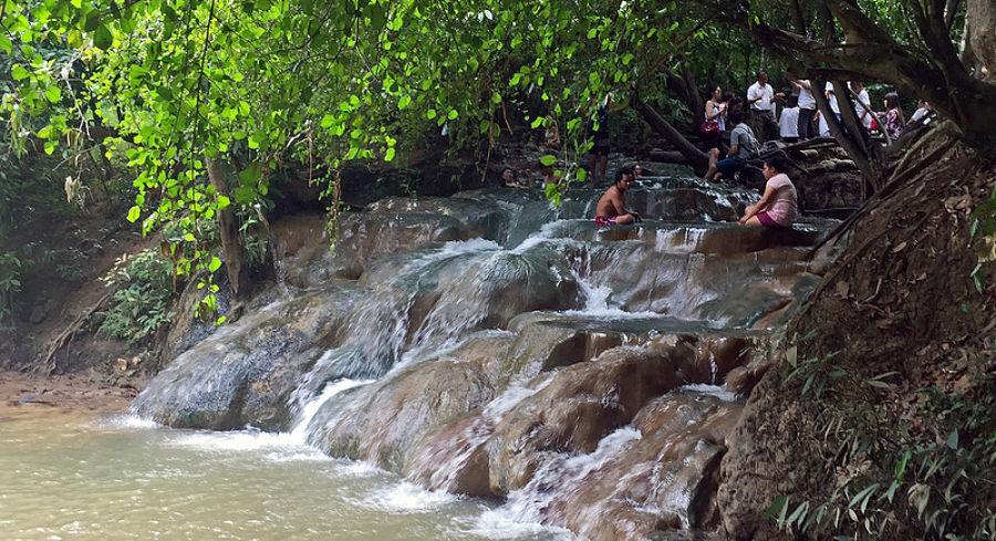 Krabi Hot Springs -Aguas Termales