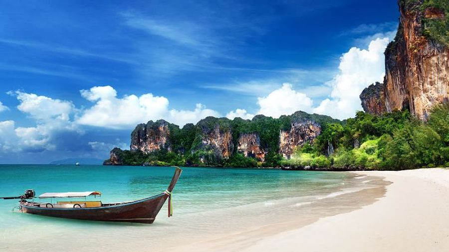 Railay West Beach - Krabi