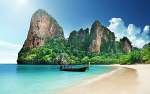 Railay West Beach - Krabi - Vistas