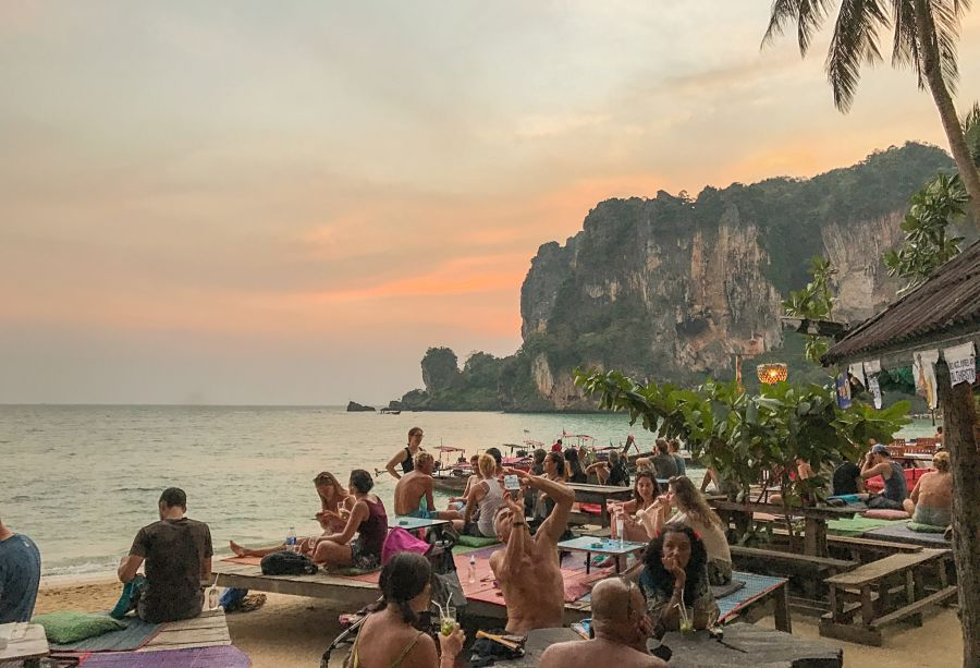 Tonsai Beach - Krabi - Mochileros