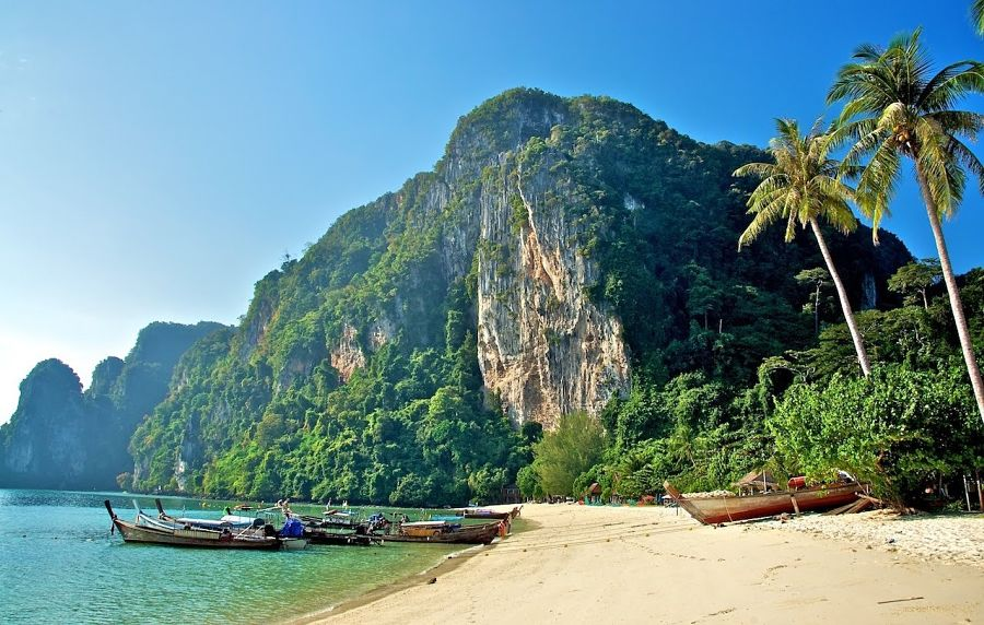 Tonsai Beach - Krabi - Playa