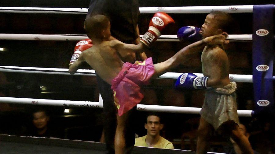Ver Muay Thai en Tailandia - Niños