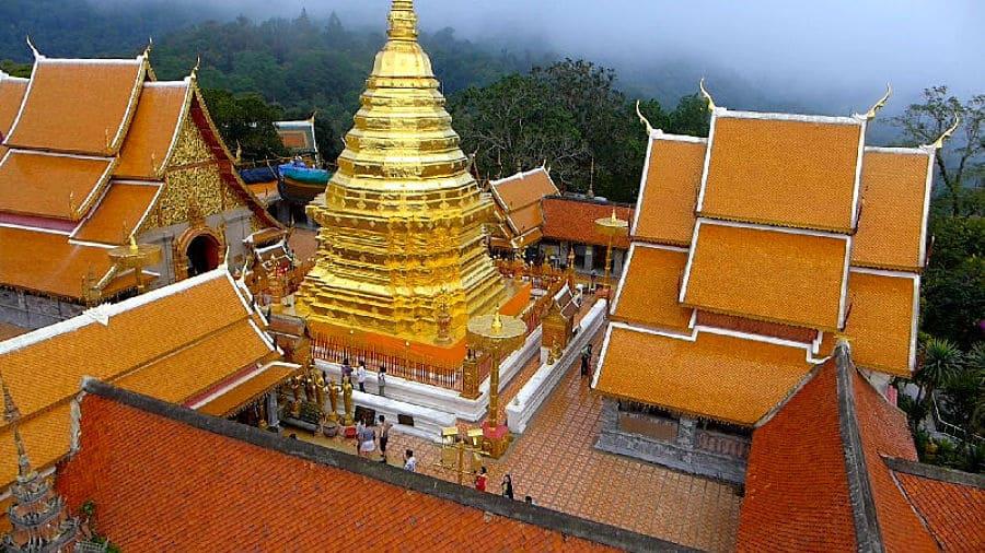Doi Suthep - Que ver en Chiang Mai