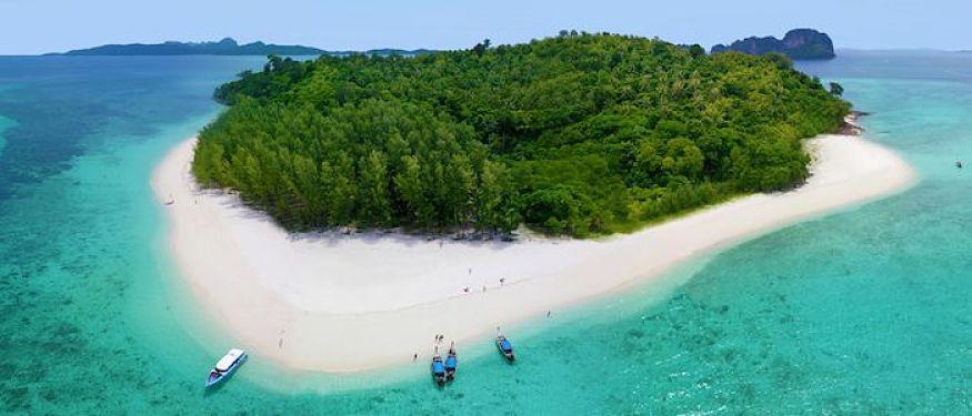 Isla Bamboo (Bamboo Island) - Mejores Islas de Tailandia