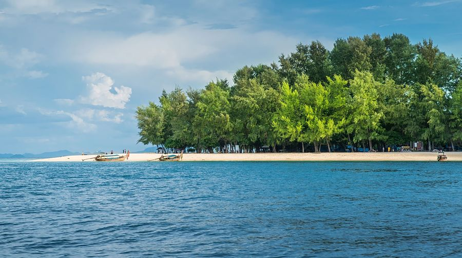 Isla Bamboo (Bamboo Island) - Mejores Playas de Tailandia