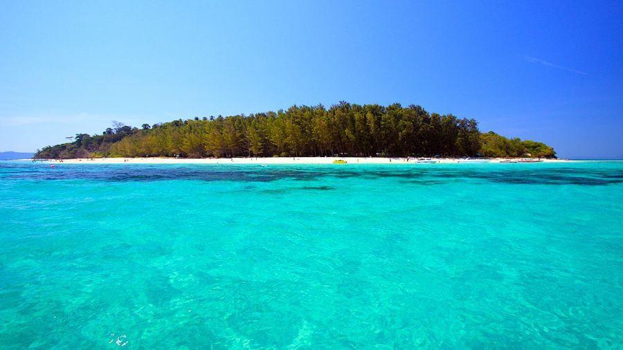 Isla Bamboo (Bamboo Island)