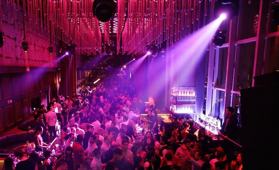 Discotecas Exclusivas en Bangkok - Ce La Vi