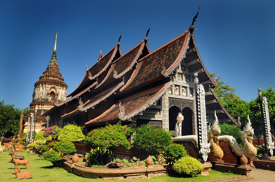 Templos de Chiang Mai - Wat Lok Moli
