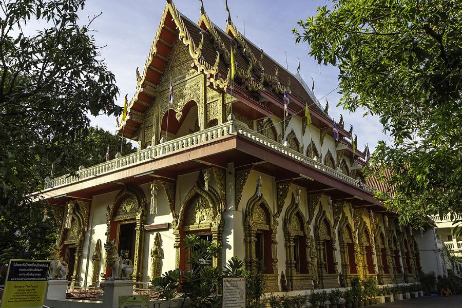 Wat Phan On - Mejores Templos de Chiang Mai