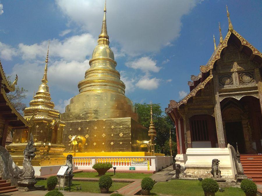 Wat Phra Singh - Templos de Chiang Mai