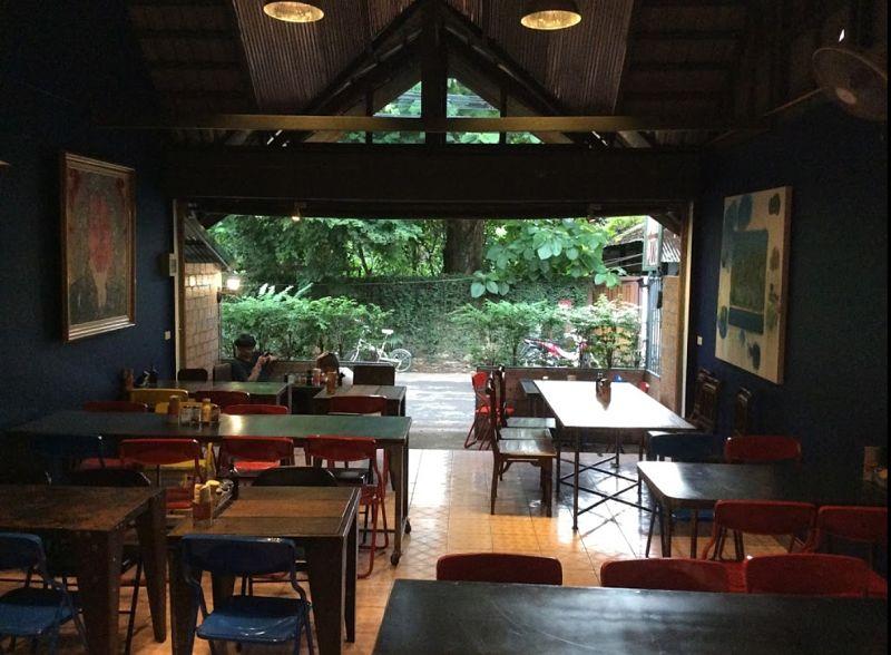 Adirak Pizza - Dónde Comer en Chiang Mai