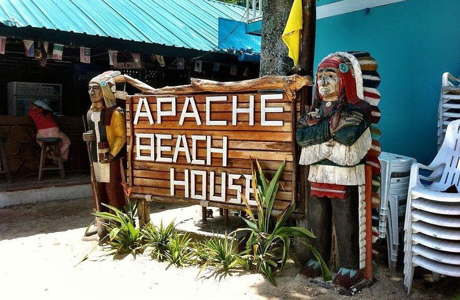Apache Beach House - Guía Low Cost de Koh Phi Phi
