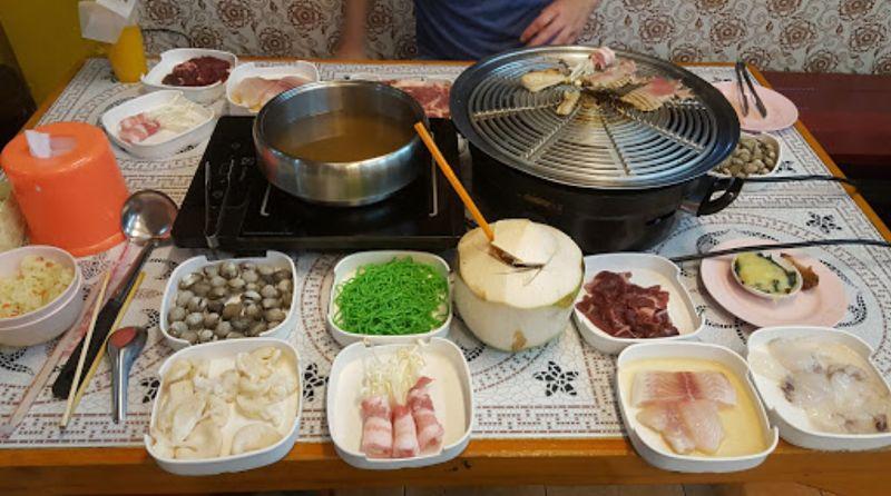 Barbacoa en Party Buffet Restaurant - Chiang Mai