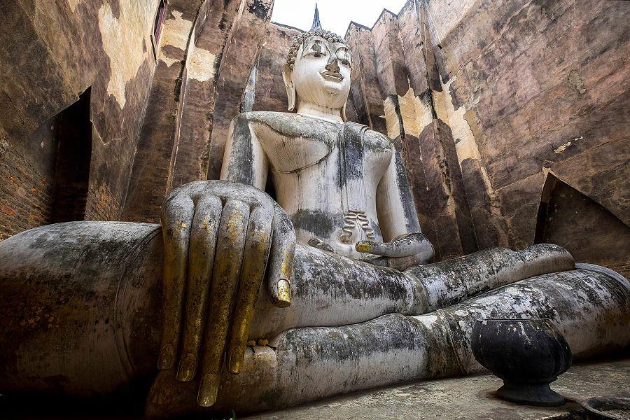 Buda en Sukhothai