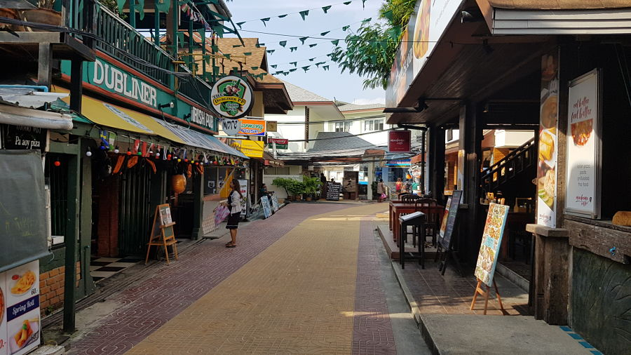 Calles de Ton Sai - Koh Phi Phi