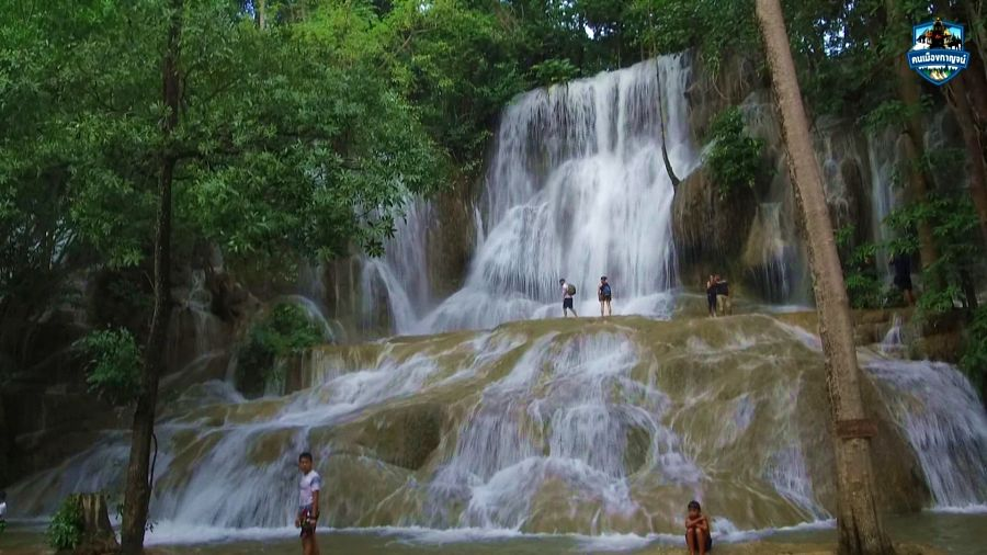 Cascada de Sai Yok Noi - Parque Nacional De Sai Yok