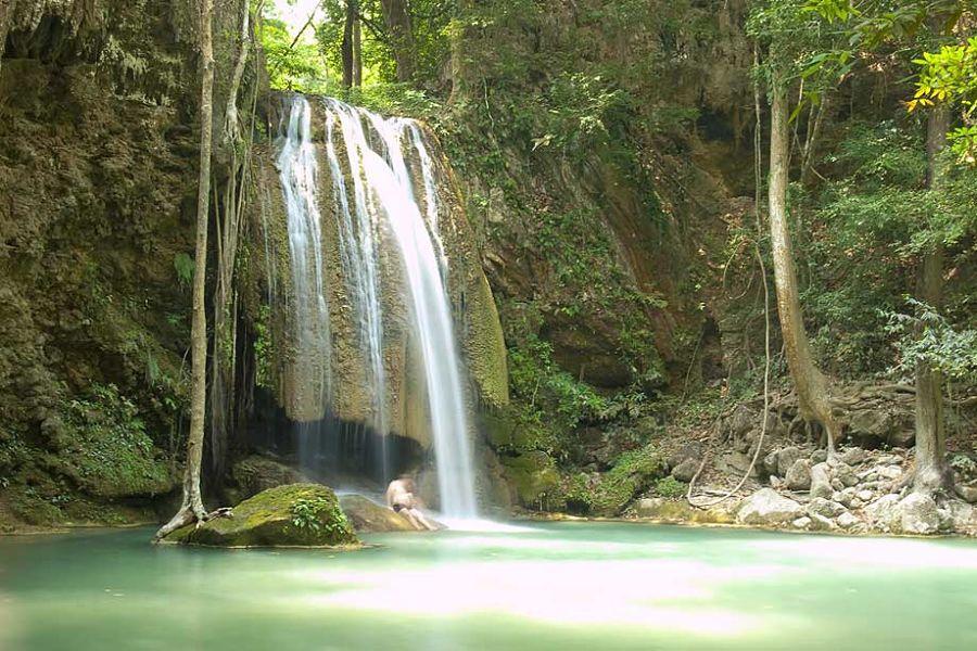 Cascadas Erawan - Nivel 3 - Kanchanaburi (Tailandia)