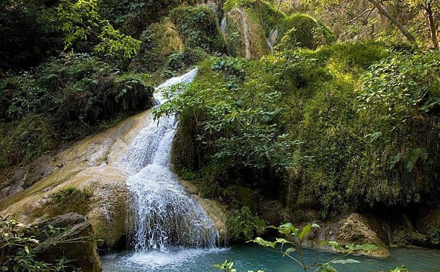 Cascadas Erawan - Nivel 7 - Kanchanaburi (Tailandia)