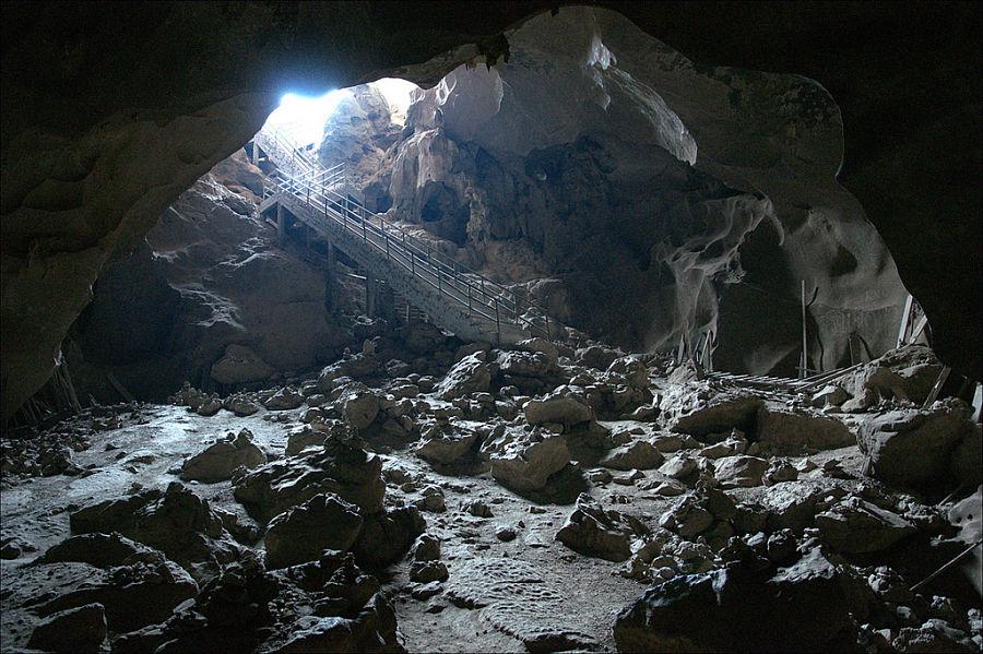 Otras Cuevas del Parque Nacional Erawan