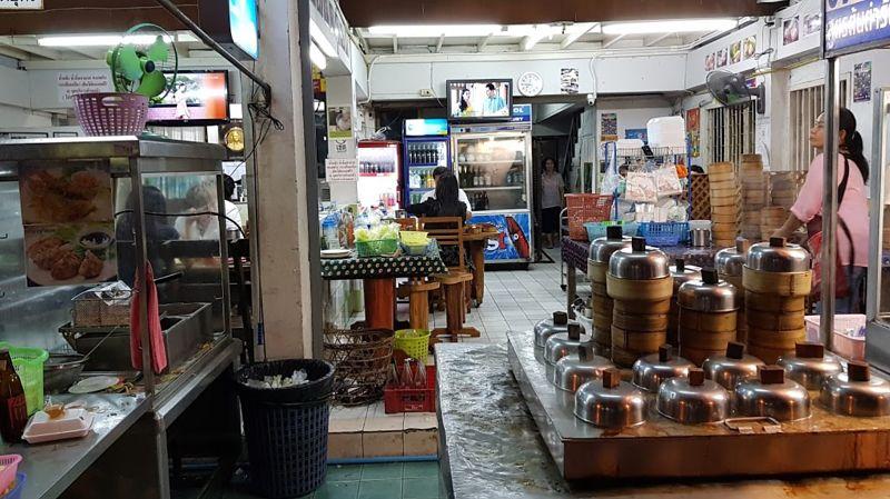 Dónde Comer en Chiang Mai - Toey Dim Sum