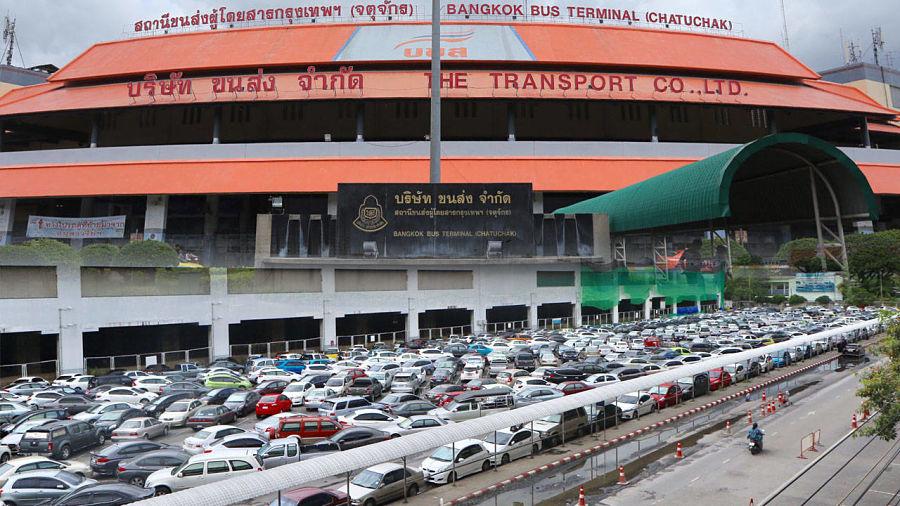 Estación de Autobuses de Mo Chit - Bangkok