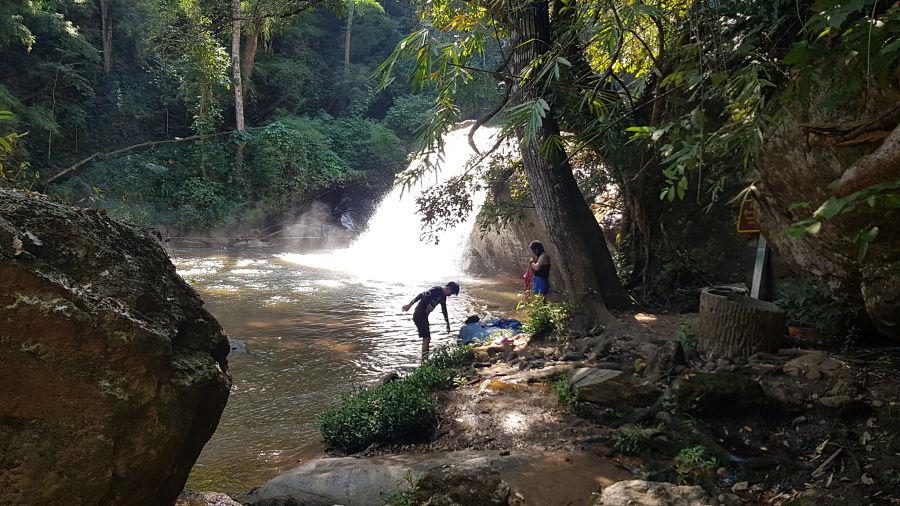 Visitar Mae Sa Waterfall - Cascadas de Chiang Mai