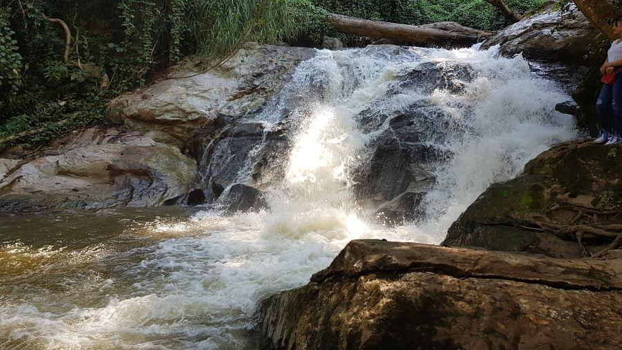 Mae Sa Waterfall - Cascada Nivel 5
