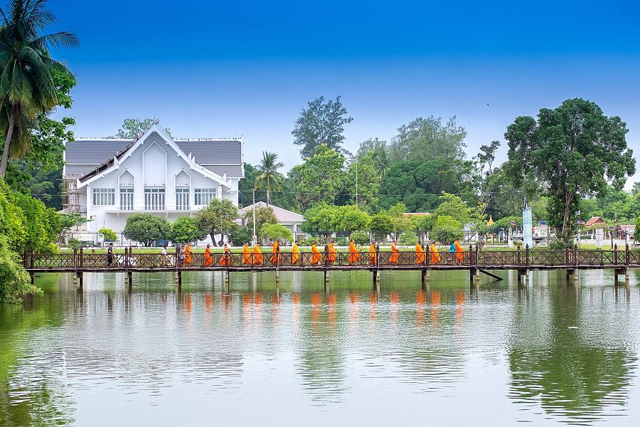 Museo Nacional de Ramkhamhaeng - Sukhothai