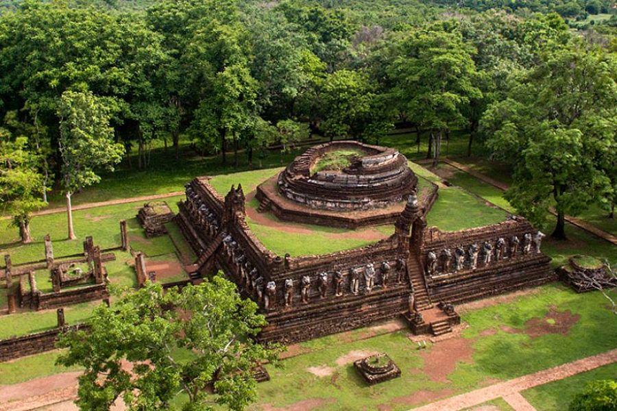 Parque Histórico de Kamphaeng Phet