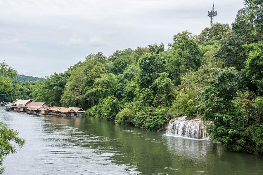 Parque Nacional De Sai Yok